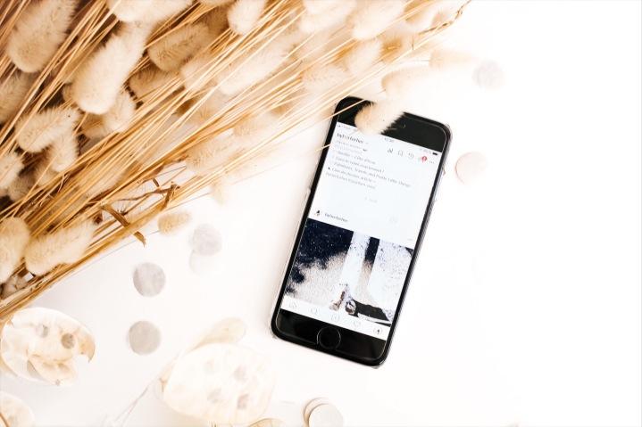 Instagram : 4 comptes coups decoeur