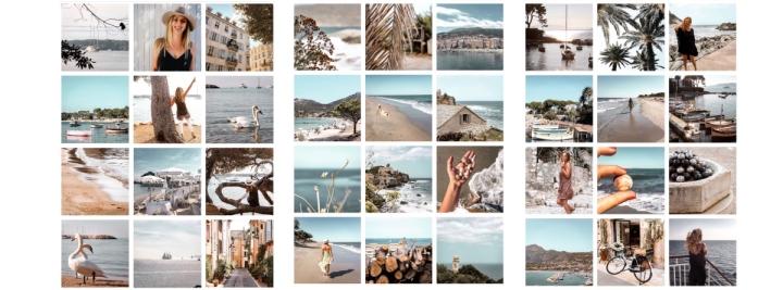 Avoir un Feed Instagramharmonieux